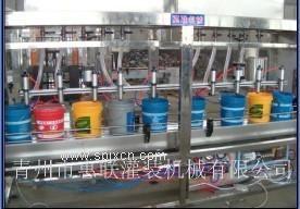 供应简易灌装机,白酒葡萄酒灌装机,青州酒水灌装机
