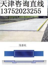 天津電子地磅廠家