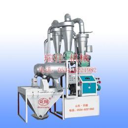 小型微型面粉机械-220V电压