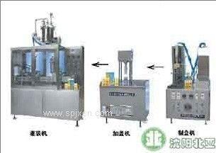 供應全自動調味品灌裝機,調味品灌裝設備,調味品生產設備
