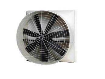 供应爽风FRP耐酸碱负压风扇 正宗厂家直销 品质保证