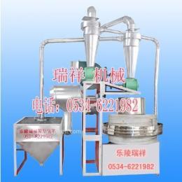 圆盘卧式石磨面粉机-小麦磨粉机械