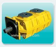 齿轮泵山东青州生产厂家高压齿轮泵CBGJ系列供应商 青州隆海