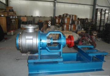 NYP内环式高粘度泵 高粘度齿轮泵价格 齿轮油泵