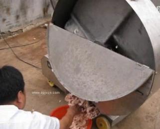 刨肉机-冻肉切块机-刨肉机厂家
