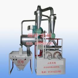 立式石磨-小麦磨粉机械面粉机
