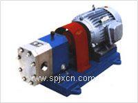 FXA-FXB系列不锈钢齿轮泵 外润滑不锈钢齿轮泵