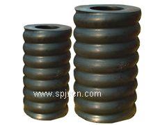 振动筛专用减震弹簧(橡胶弹簧、复合橡胶弹簧)