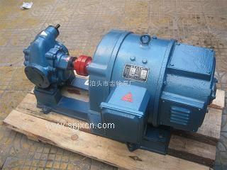 CHY齿轮泵,CHY直流齿轮泵
