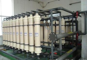 超滤设备及膜应用
