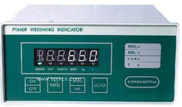 PT650F志美稱重顯示器