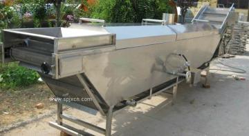供應食品預煮生產線成套設備