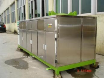 自动清洗机设计原理