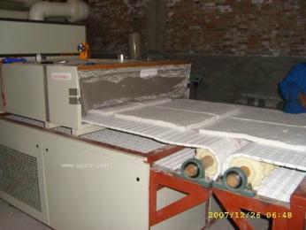 微波硅酸鋁干燥設備