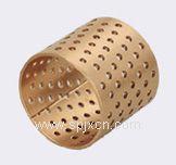 青銅布孔軸承FB092
