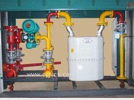 安装城市门站/燃气管网配气站/管道工作安装燃气设备