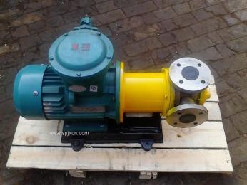 NYP高粘度磁力泵-NYP不锈钢磁力高粘度泵