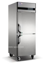 长沙星星2门标准厨房冰箱