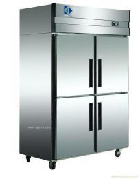长沙4门厨房双温冷冻冷藏柜