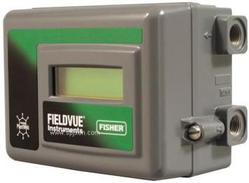 Fisher DVC2000-HC可代替3800SA智能型电气阀门定位器