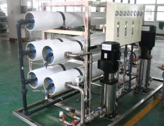精细化工行业制水设备