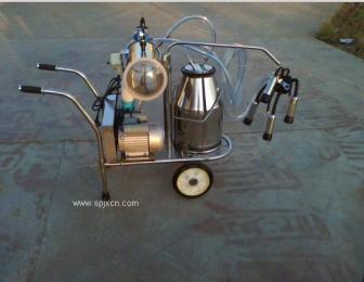 移动式真空脉动挤奶机