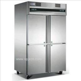 上海星星四门冷冻冰箱 酒店商用冰箱 D1.0AU4F