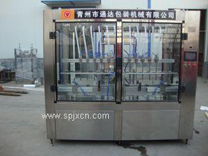 物美价廉酱油醋灌装机