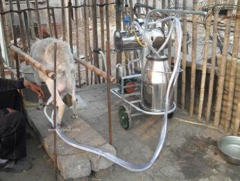 奶羊挤奶机奶山羊挤奶机