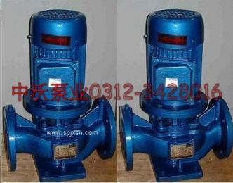 直聯管道泵-立式管道泵-單級單吸管道離心泵