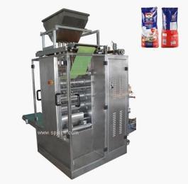 沐浴盐高效包装机_松散状颗粒包装机