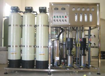 1噸純化水設備
