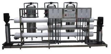 0.5噸純化水設備