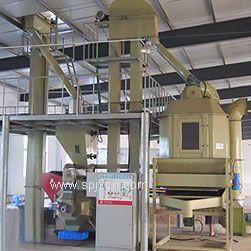 生物质颗粒机|生物质颗粒机厂家--无锡华牧饲料机械