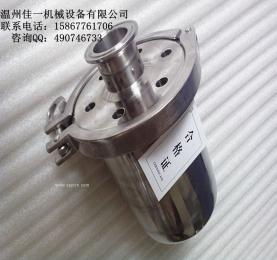 不锈钢罐用卫生级快装呼吸器