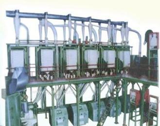 详解小麦面粉机使用法则