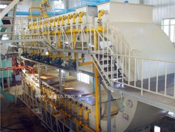 茶籽油精练设备首选双狮机械