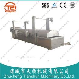 恒途牌TSZQ-40油炸薯片生产线/土豆片油炸炉 产品图片