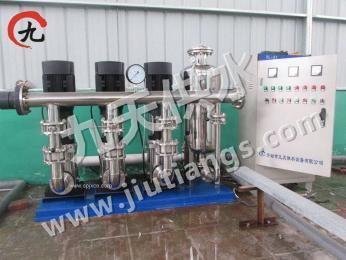 JTK供水设备-开封九天JTK无塔供水设备型号价格及工作原理