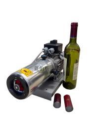 高端葡萄酒瓶封口机(葡萄酒瓶塑帽机)