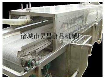 【大姜去皮清洗机】昊昌毛刷清洗机