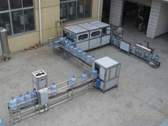 陜西桶裝水生產線全套QS認證西安桶裝水生產線全套批發