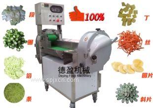 土豆切丁切絲切片機德盈DY-301