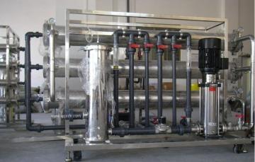 反渗透纯水设备 温州科信反渗透水处理设备zpj