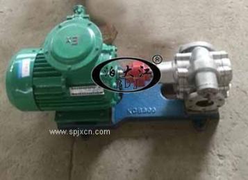 供应 KCB-135齿轮泵 齿轮油泵 不锈钢润滑油泵