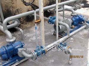 力華自吸式污水處理泵-污水泵污泥泵吸污泵