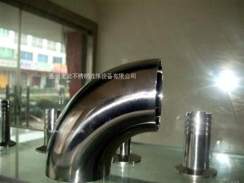 卫生级焊接式弯头+卫生级不锈钢管件