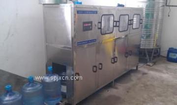 陜西桶裝水設備批發QS標準化陜西桶裝水生產線全套