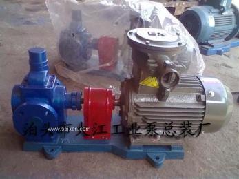 新品YCB0.6-0.6?#19981;?#40831;轮泵 电动?#19981;?#27893;上架