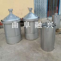 储存罐 20吨不锈钢罐 加工定做不锈钢罐 木制罐 酿酒全套设备生产厂家